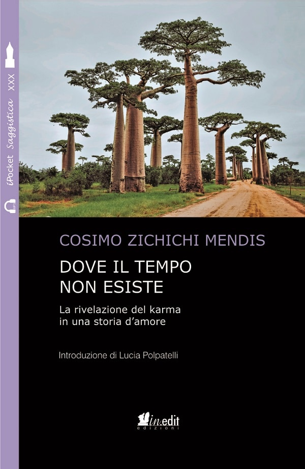 Dove il tempo non esiste: amore, karma, regressioni a vite precedenti - book on karmic love & past lives regressions